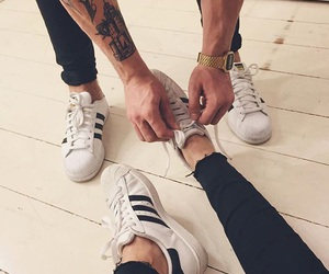 couple, cute, and tumblr image