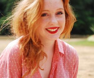 girl, smile, and vintage image