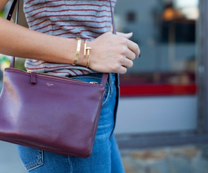 fashion, handbag, and acupofstyle image