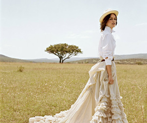 keira knightley, dress, and vintage image