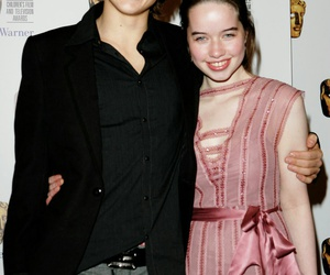 anna popplewell, william moseley, and narnia image
