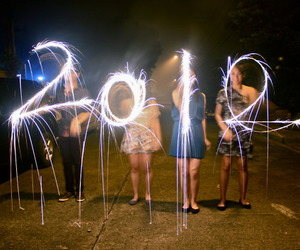 2012, january, and sparklers image