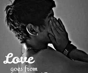 cute boy, edit, and quotes image