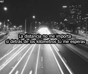 distance, love, and frases image