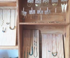earrings, fashion, and handmade image