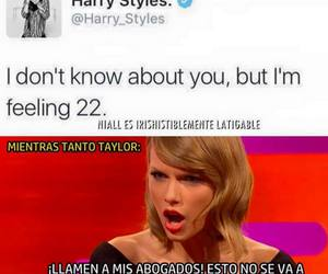 22 and Harry Styles image