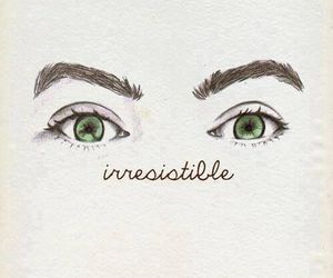 eyes, Harry Styles, and irresistible image