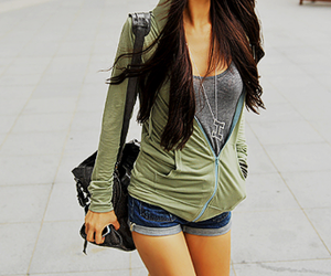 fashion, hair, and clothes image