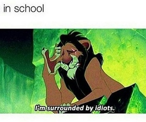 school and funny image