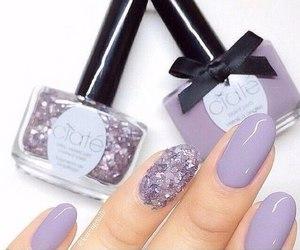 nails, nails art, and pretty image