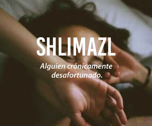 -quote, shlimazl, and -meaning image