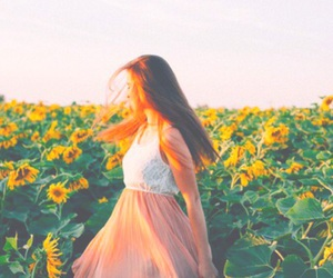 bright, dress, and fashion image