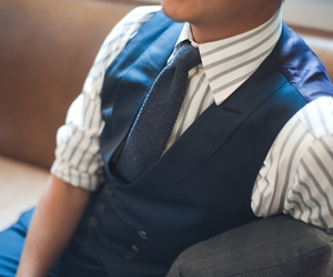 suit, boy, and style image