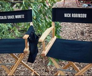 nick+robinson+, chloe+grace+moretz+, and nickrobinson+ image