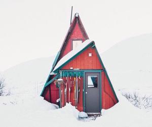 beautiful, hut, and shack image