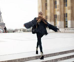 paris, fashion, and style image