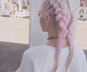 french braids, fre, and french breads image