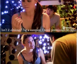 10 things i hate about you, couple, and vampire image