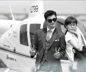 Korean Drama, lee ha na, and seo in guk image