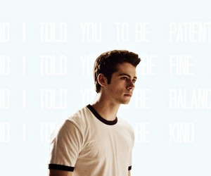 teen wolf, tw, and dylan obrien image