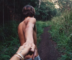 adventure, tumblr, and couple image