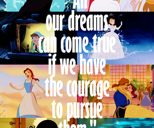 disney, Dream, and princess image