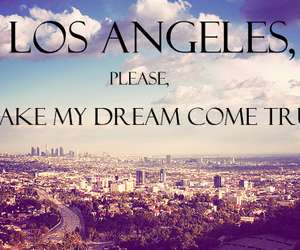 Dream, los angeles, and l.a image