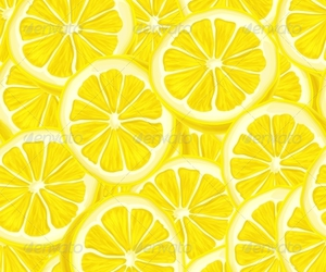 background, lemon, and summer image