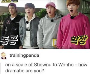 wonho, kihyun, and jooheon image
