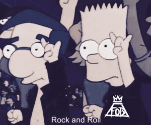 fall out boy, grunge, and music image