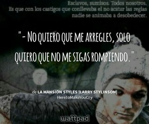 fanfic, larry stylinson, and larry image