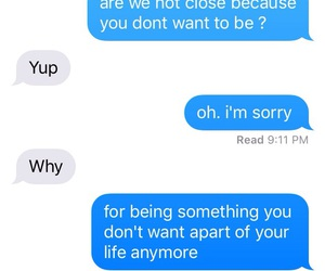 breakups, emotional, and friendships image