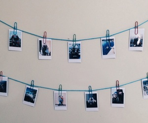 diy, polaroid, and pretty image