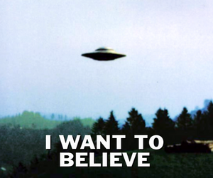 believe and the x files image