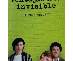 books, charlie, and lasventajasdeserinvisible image