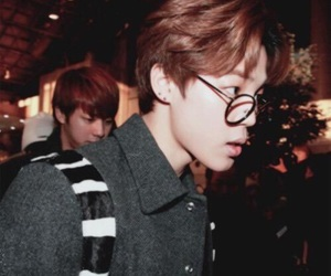 aesthetic, park jimin, and kpop image