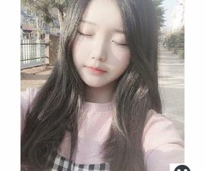 korean girl and ulzzang image