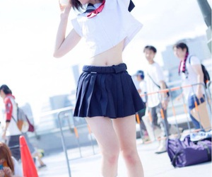 cosplay, girl, and japanese image