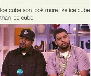 ice cube, straight outta compton, and kid image
