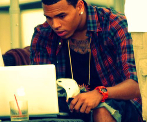chris brown image