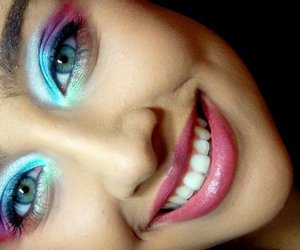 colors, make up, and maquiagem image