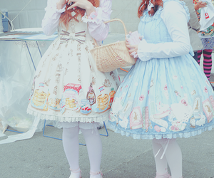 angelic pretty, lolita, and sweet lolita image