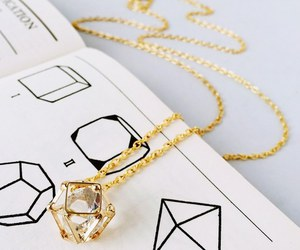 acc, geometry, and necklace image
