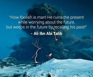 islam, future, and quote image