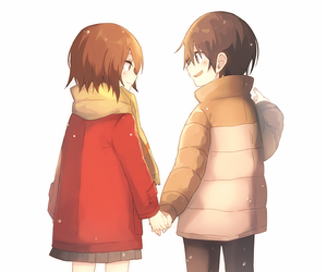 anime and erased image