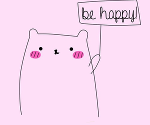 happy, reminder, and cute image