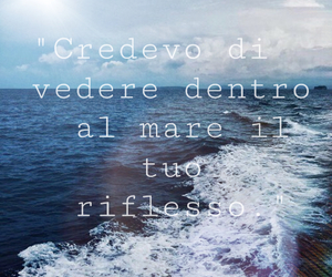 pic, quote, and sea image