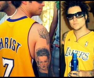 a7x, avenged sevenfold, and lakers image