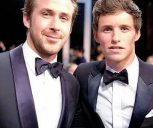 eddie redmayne and ryan gosling image