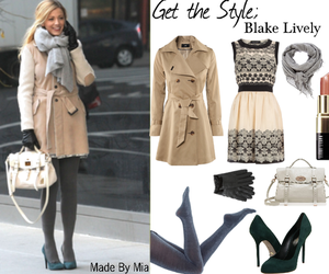 blake lively, fashion, and get the style image
